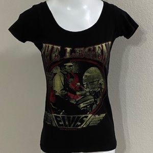 Elvis Graceland T Shirt Size Small
